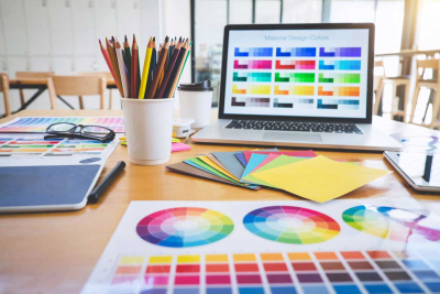 Graphic Design for Budding Artists - Course 1