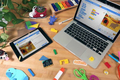 An Introduction to Coding with Scratch - Course 1